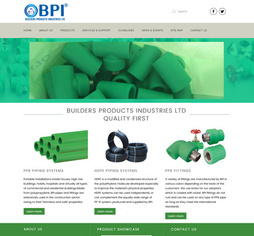 Builders Products Industries