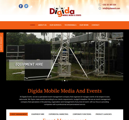 Digida Mobile Media & Events