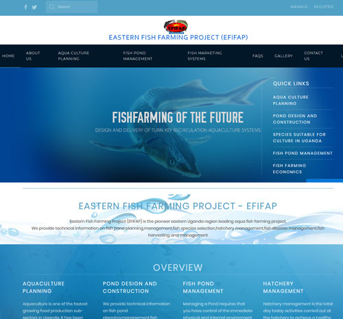 Eastern Fish Farming Project