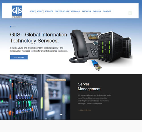 GIIS - Global Information Technology Services