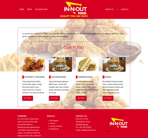 IN-N-OUT Food