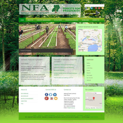 National Forestry Authority