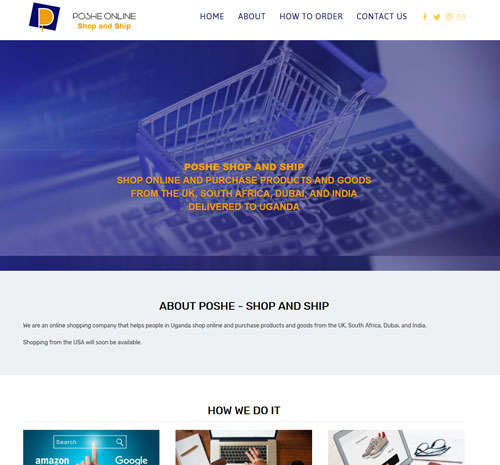 Our work | Javanet Systems - Website Design company in