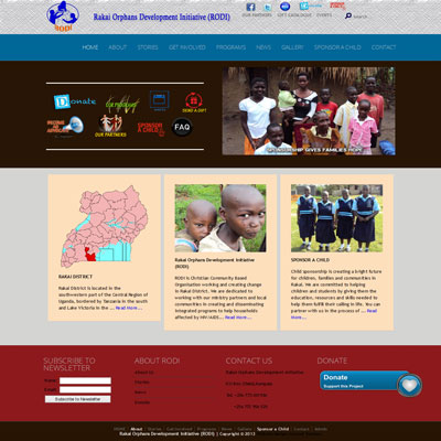 Rakai Orphans Development Initiative